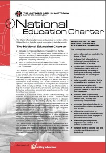 National Education Charter